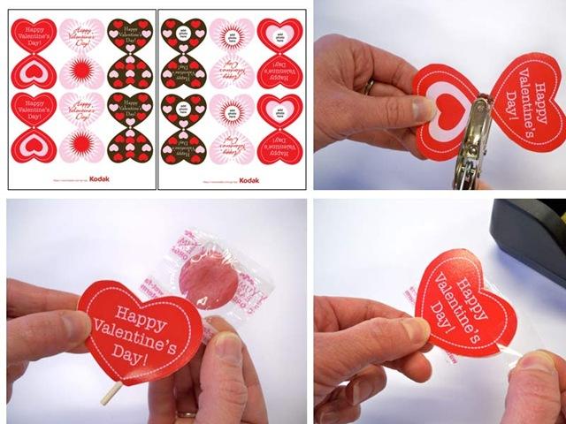 Сделать подарки своими руками на день святого валентина