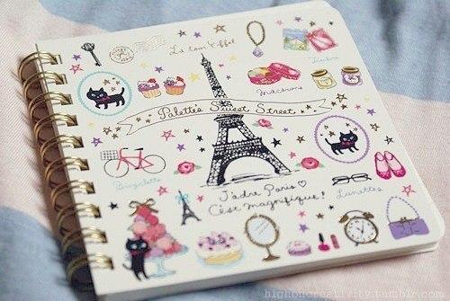 Как сделать дневник из тетради своими руками
