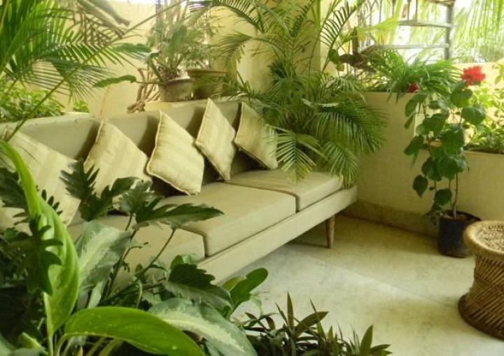 Декор лиственные