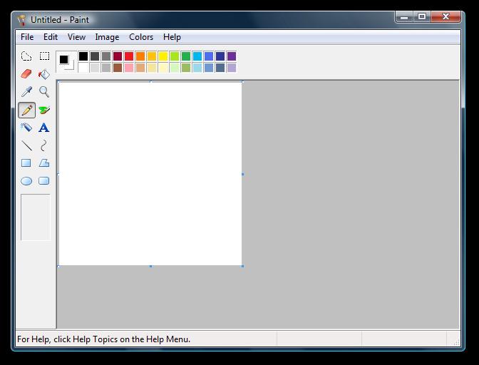 майкрософт графический редактор для виндовс 7