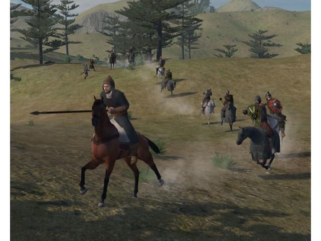Mount & Blade: Огнем и мечом (2009) скачать торрент игру бесплатно, tor