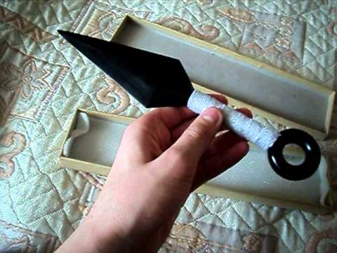 Ко-кунай как сделать из железа