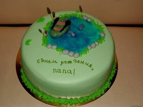 Торт своими руками на день рождение картинки