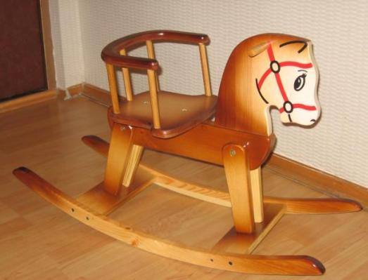 Детская лошадка чертежи