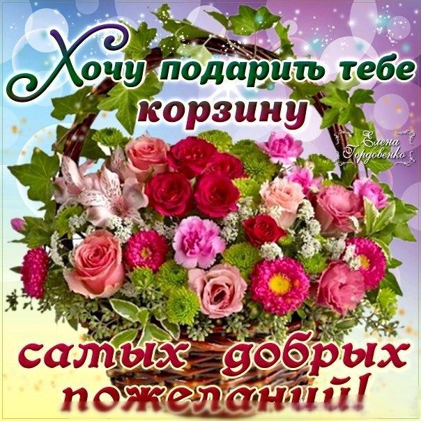 Поздравления на день рождения с наилучшими пожеланиями