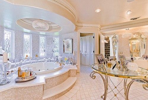 Самые красивые дизайны ванной комнаты
