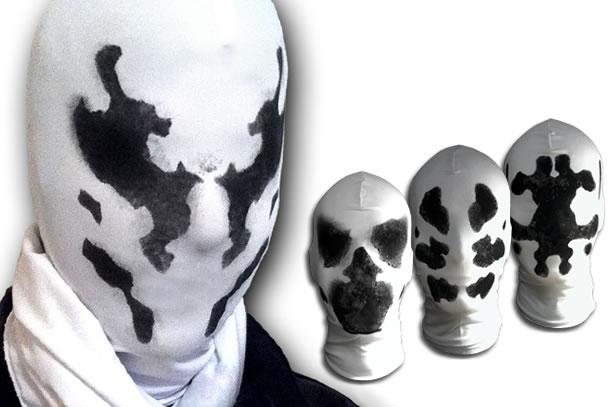 Роршаха как сделать маску