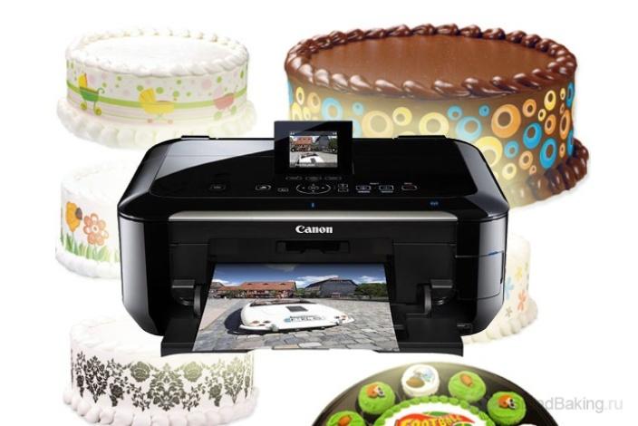 Как сделать пищевой принтер из обычного