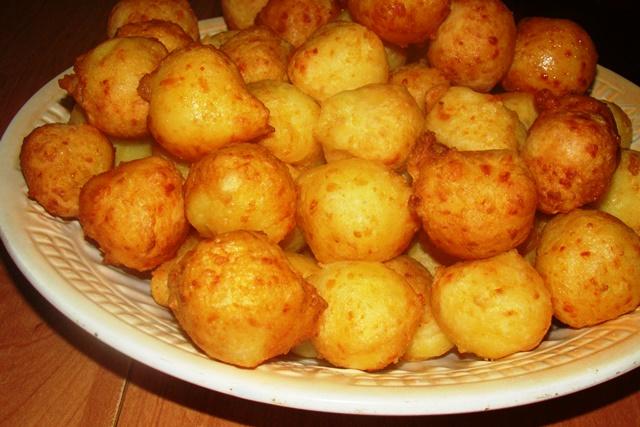 Рецепт что сделать из картошки