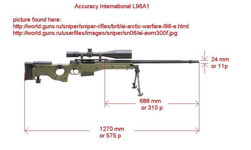 Как сделать винтовку авп