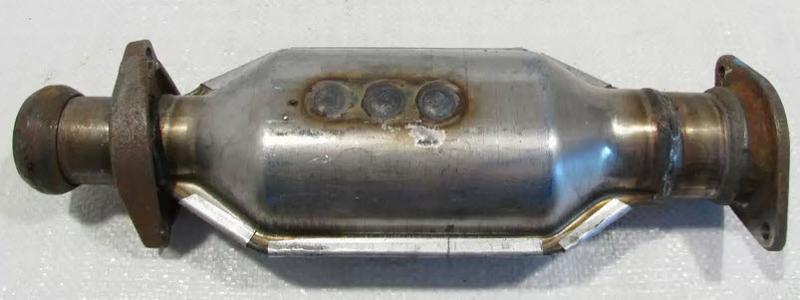 Катализатор на ваз 2107 инжектор схема