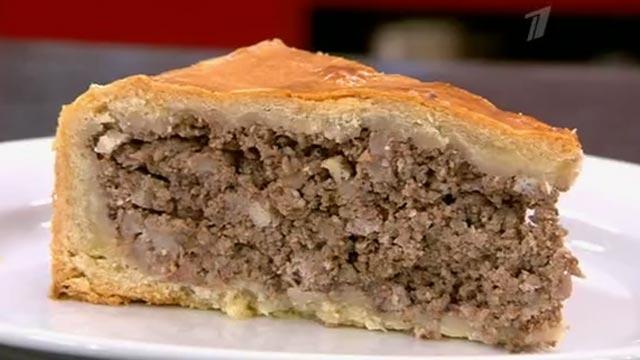 Пирог страсбургский