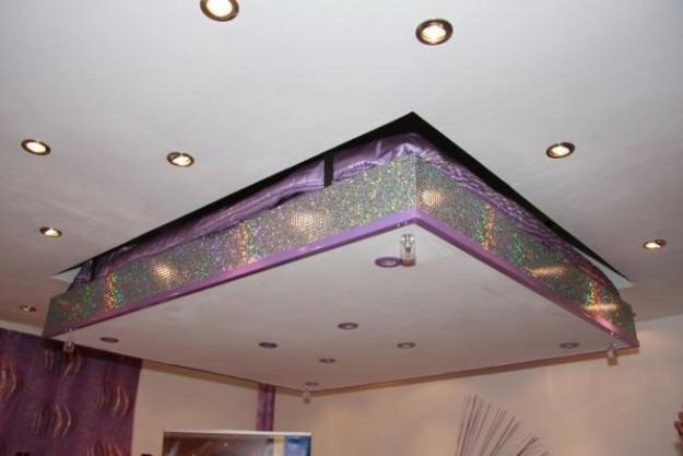 Кровати под потолок своими руками