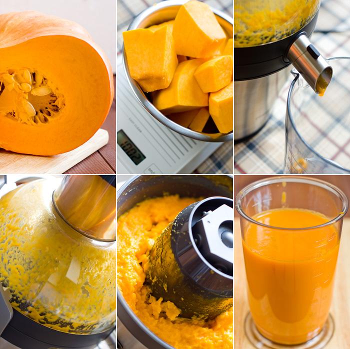 Как приготовить тыквенный сок на зиму в домашних условиях с яблоками