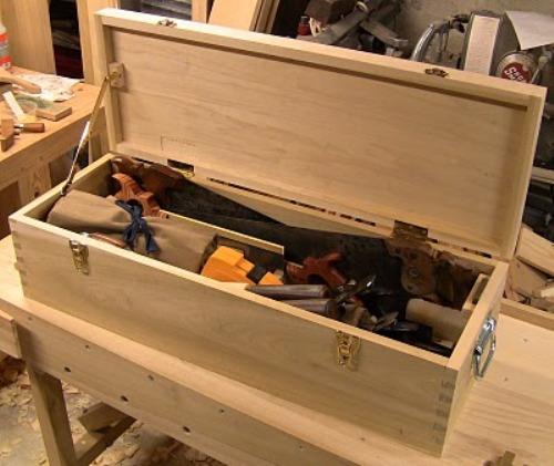 Ящик деревянный своими руками видео