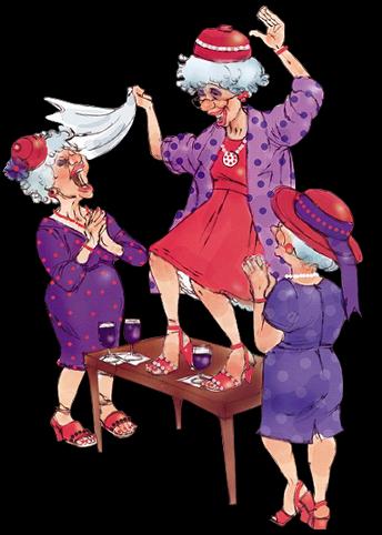 Поздравление на пенсию бабушке