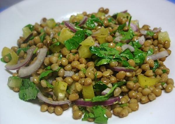 рецепты салатов с мидиями без майонеза