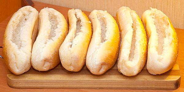 Булочки для хот догов