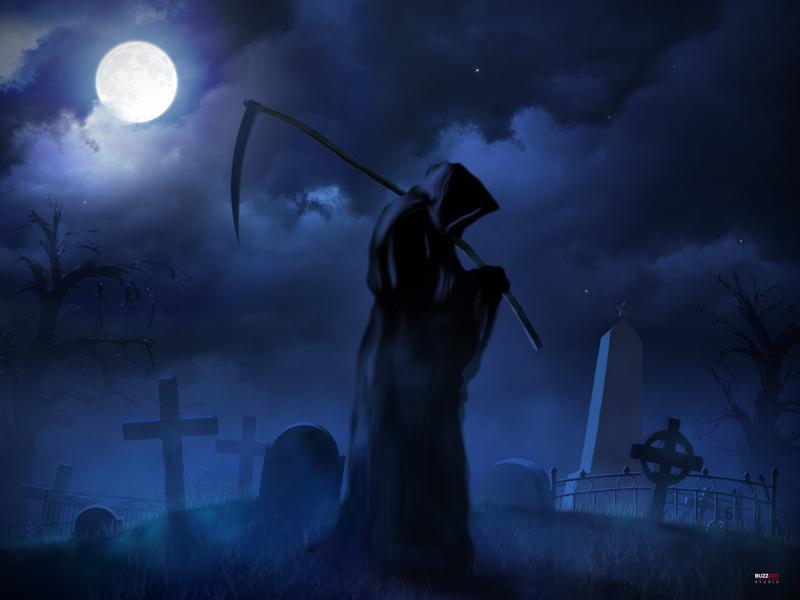 фэнтези графика женщина Grim Reaper  № 3256192 без смс