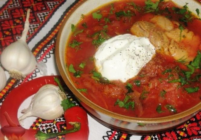 Украинские блюда рецепты и приготовление
