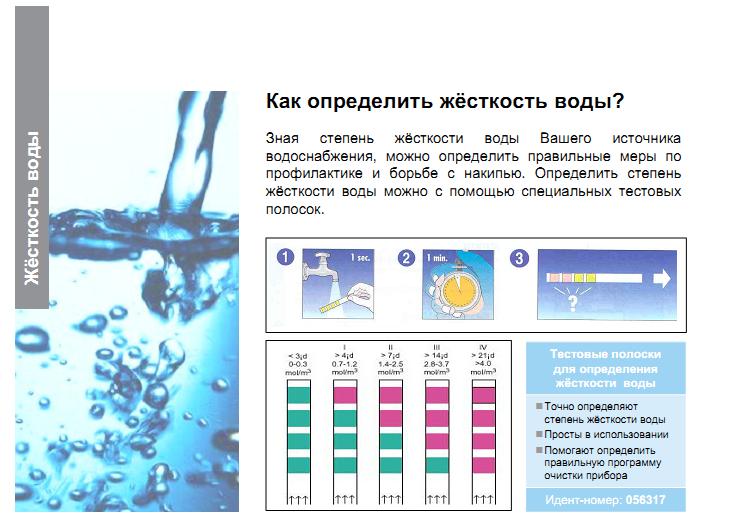 Анализ воды в домашних условиях и школьной лаборатории