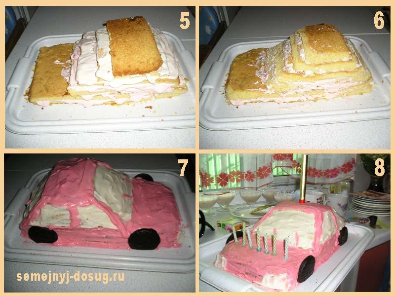 Рецепты тортов на заказ в домашних условиях с пошагово