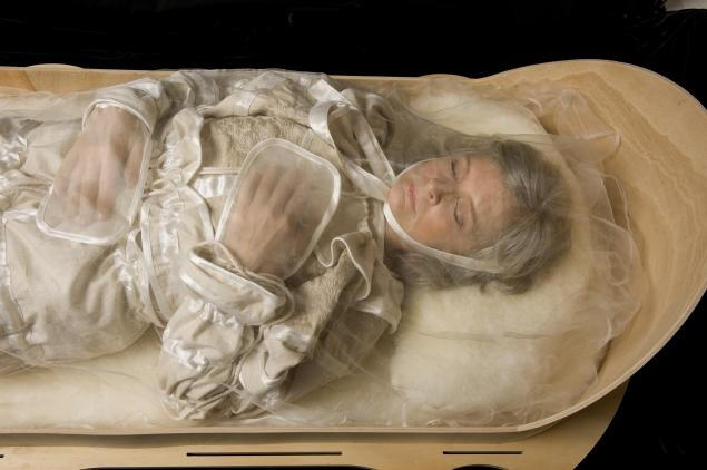 Что одевают покойниками
