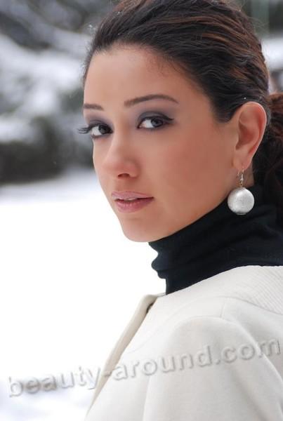 нино девушка грузинка фото