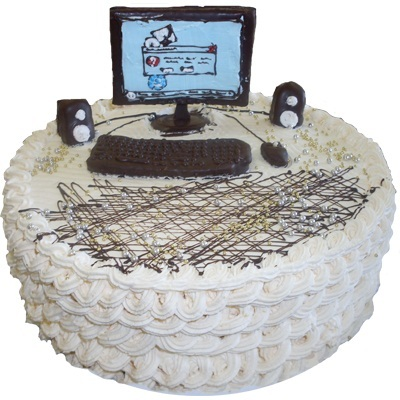Компьютерная картинка с днем рождения