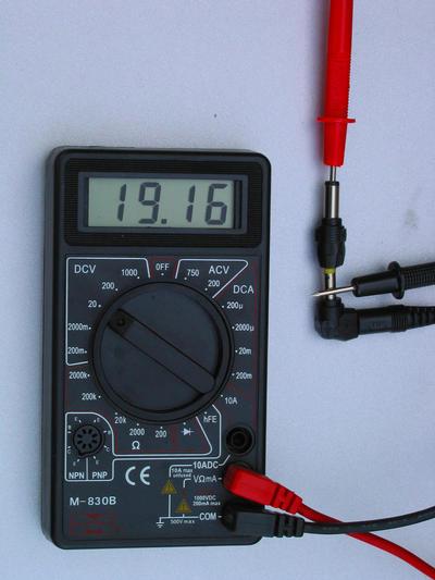 Как измерить уровень освещенности - 0161