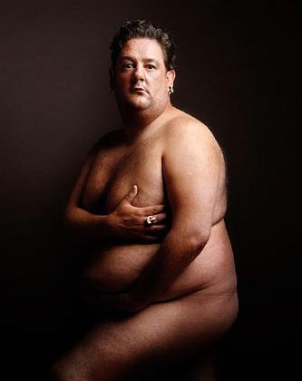 Фото толстых голых мужчин