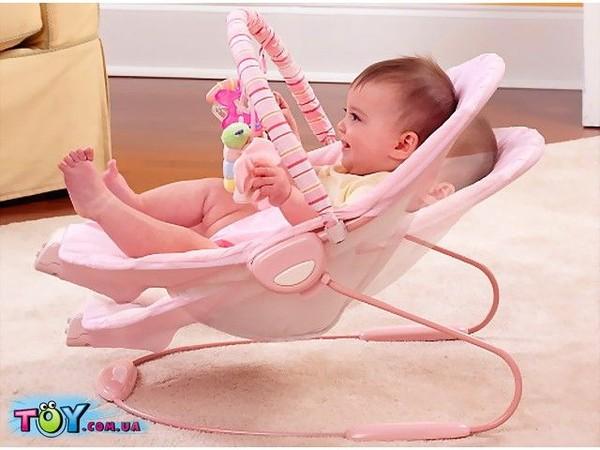 Шезлонг для новорожденных со скольки месяцев можно