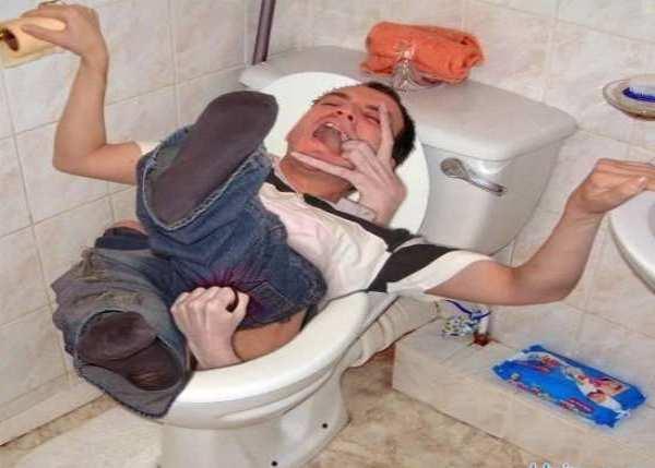 Во время секси хочется в туалет