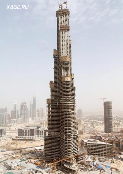 Самый высокий в мире дом дубай виллы эмиратах