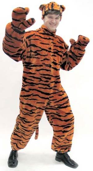 новогодние костюмы тигра фото