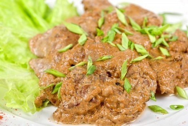 Как Вкусно Приготовить Говяжью Печень — 7