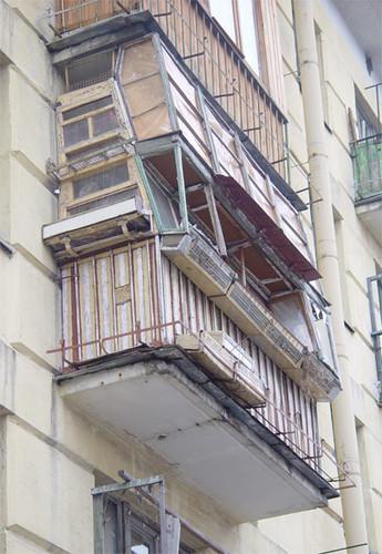 Ответы@mail.ru: привет! кто живёт в квартире с таким балконо.