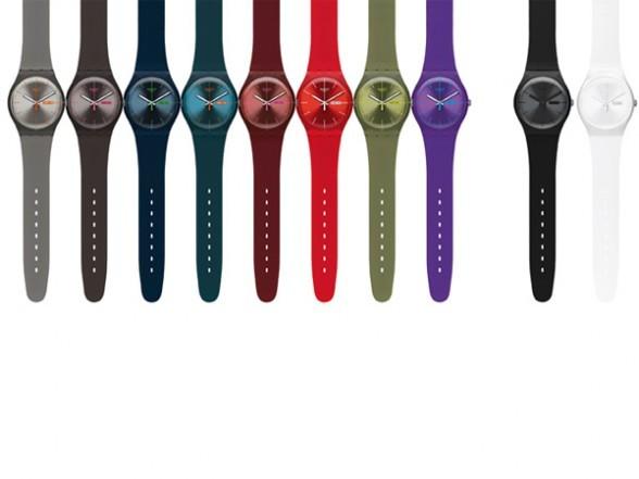 Часы swatch imerial