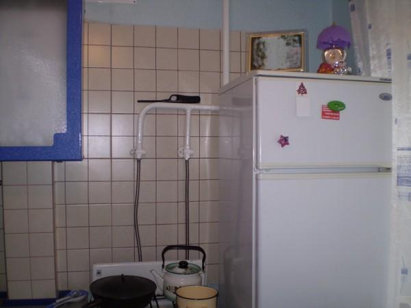 находится территории можно ли ставить холодильник с газовой трубой под