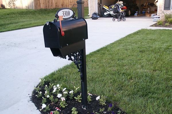 американского почтового адреса: