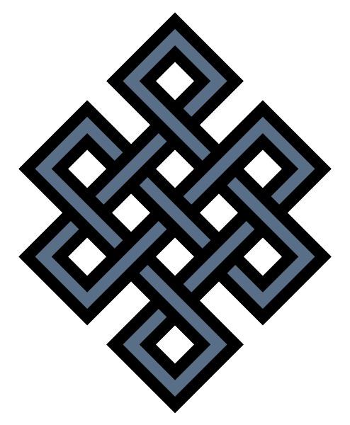 Буддийский знаком вечности
