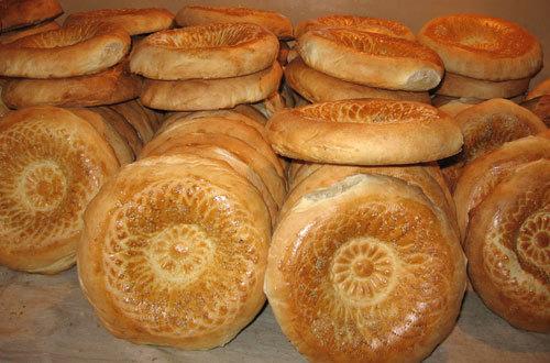 Хлебные лепешки в духовке