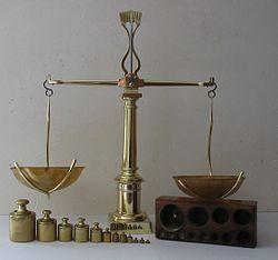 картинка весы с чашами