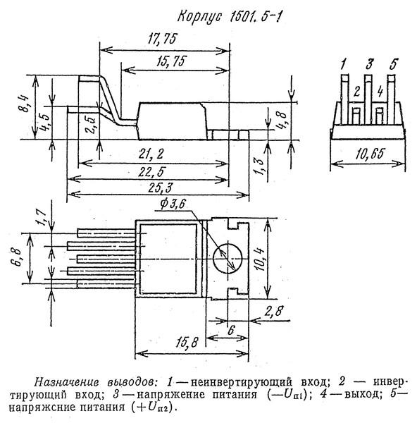 Корпус типа 1501.5-1,