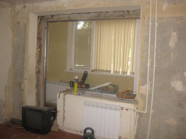 Ответы@mail.ru: Что можете предложить сделать вместо окна (б.