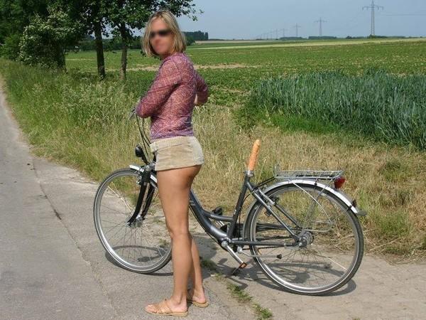 член в велосипеде видео только кормили, ставя