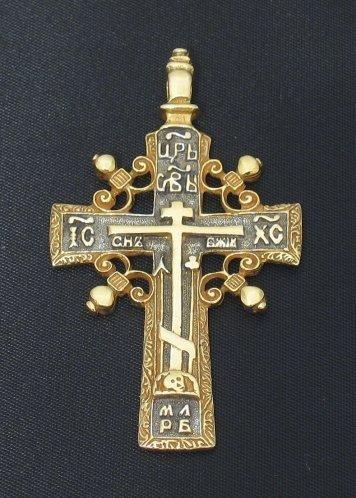 Старообрядческие крестики нательные