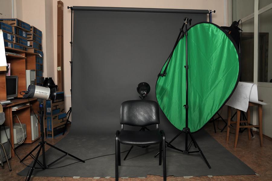 где брать мебель для фотостудии