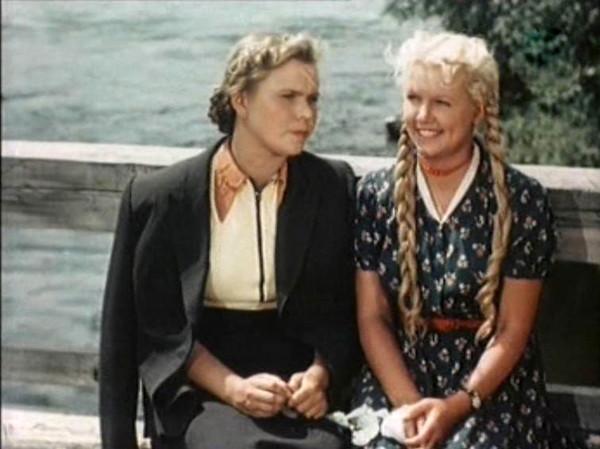 полтора назад советское кино 50-60 годов помните