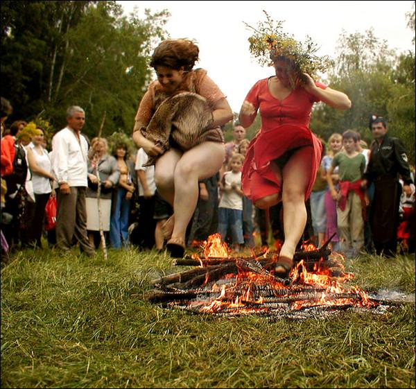 Сексуальные традиции славян: блудливая Русь